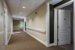 Oelrich Construction - UF Oak Hammock Assisted Living Facility Renovation