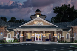 Oelrich Construction - UF Health Family Medicine at Haile Plantation
