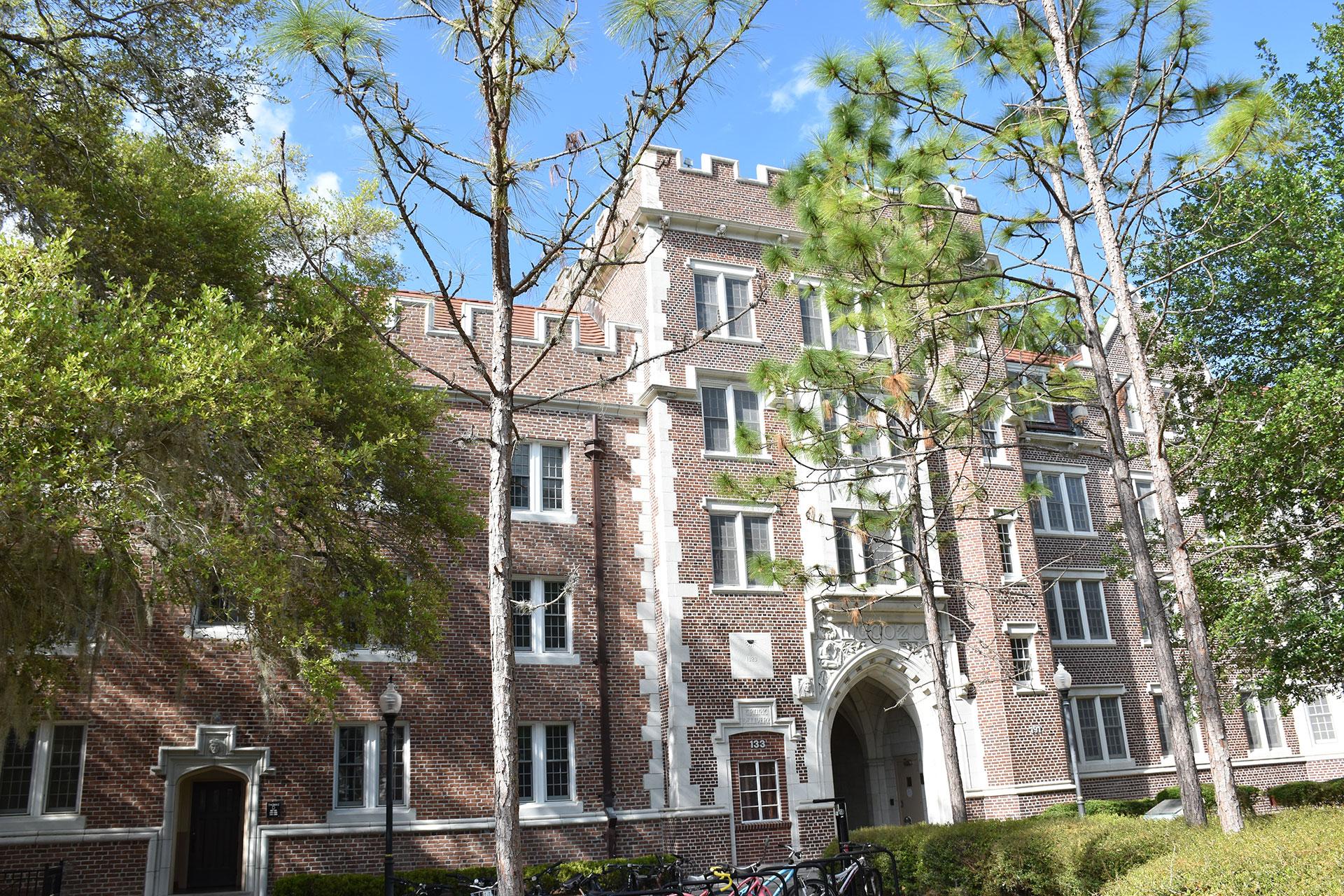 Uf Historic Thomas Hall Hvac Renovations Oelrich