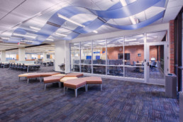 Oelrich Construction - UF Marston Science Library Renovation