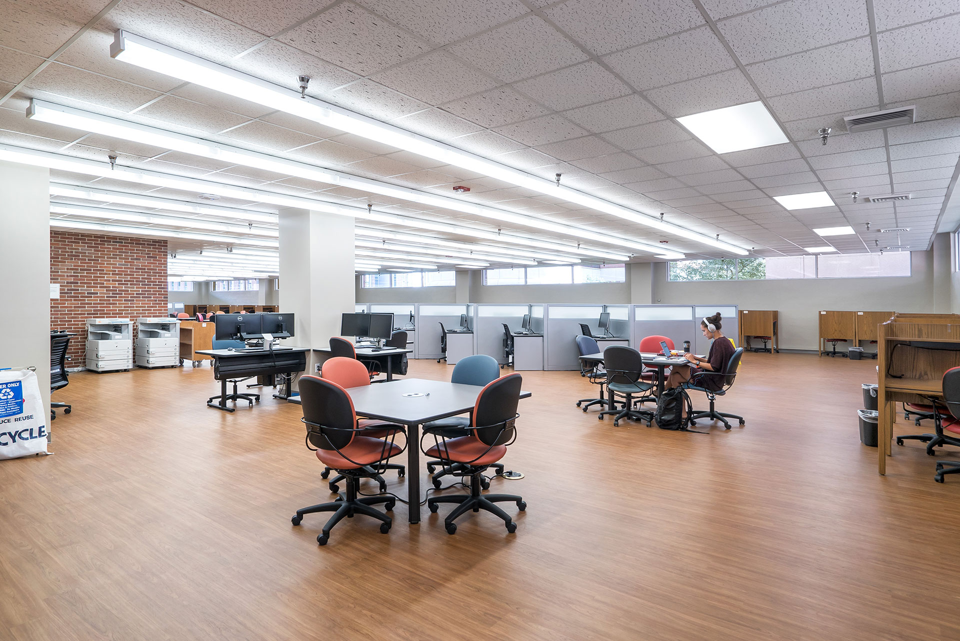 Marston Library Study Rooms