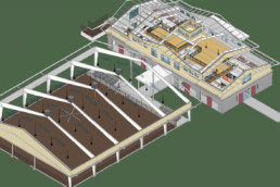 Chi Institute Equine Facility - Oelrich Construction