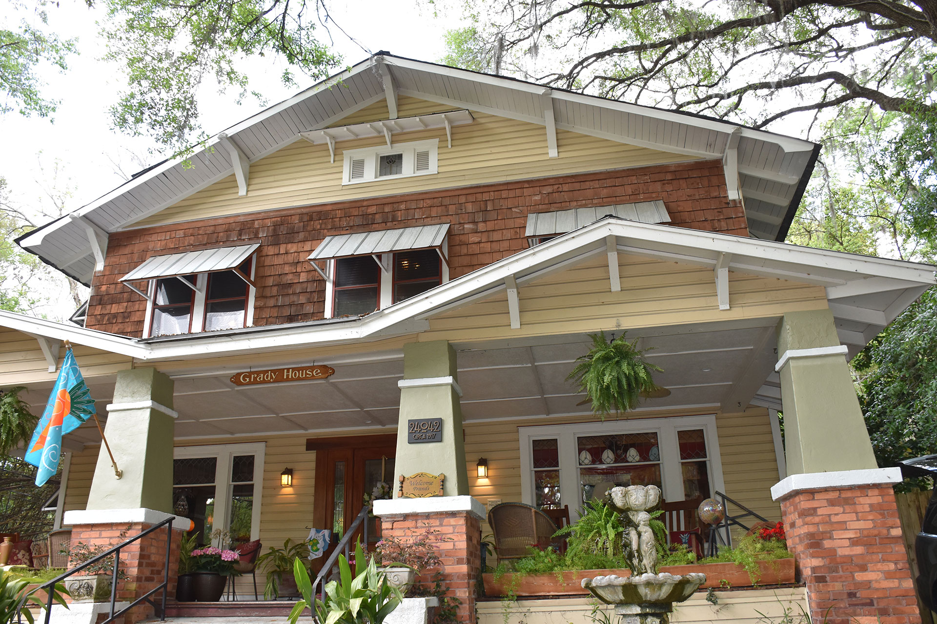 Grady House Bed And Breakfast Florida
