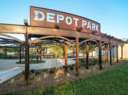 Depot Park Gainesville, FL - Oelrich Construction